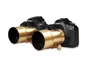 Nikon_and_canon_with_Petzval_lens_Fotor