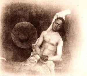 681px-Bayard,_Hippolyte_1801-1887_-_Selfportrait_as_a_Drowned_man_1840