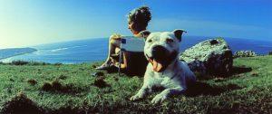 Lady & Dog