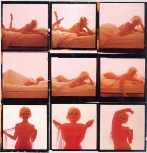 Marilyn Monroe photographed by Bert Stern_Fotor