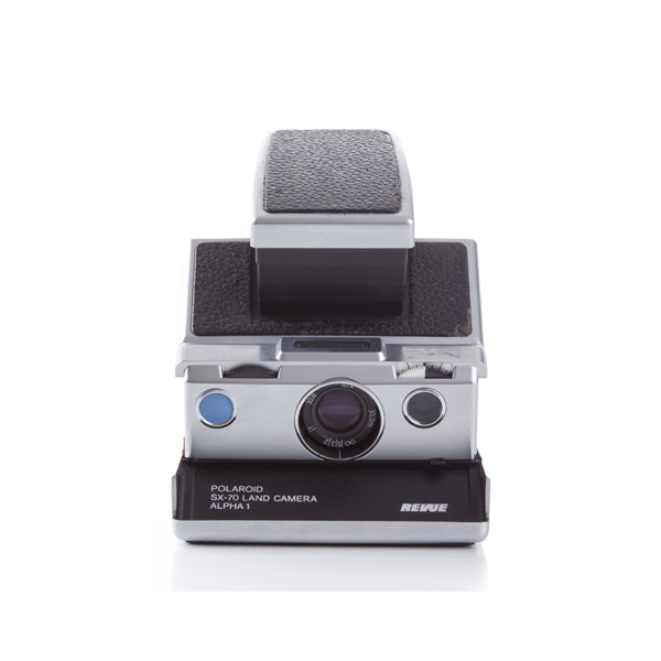 Polaroid SX-70 Land Camera Alpha 1