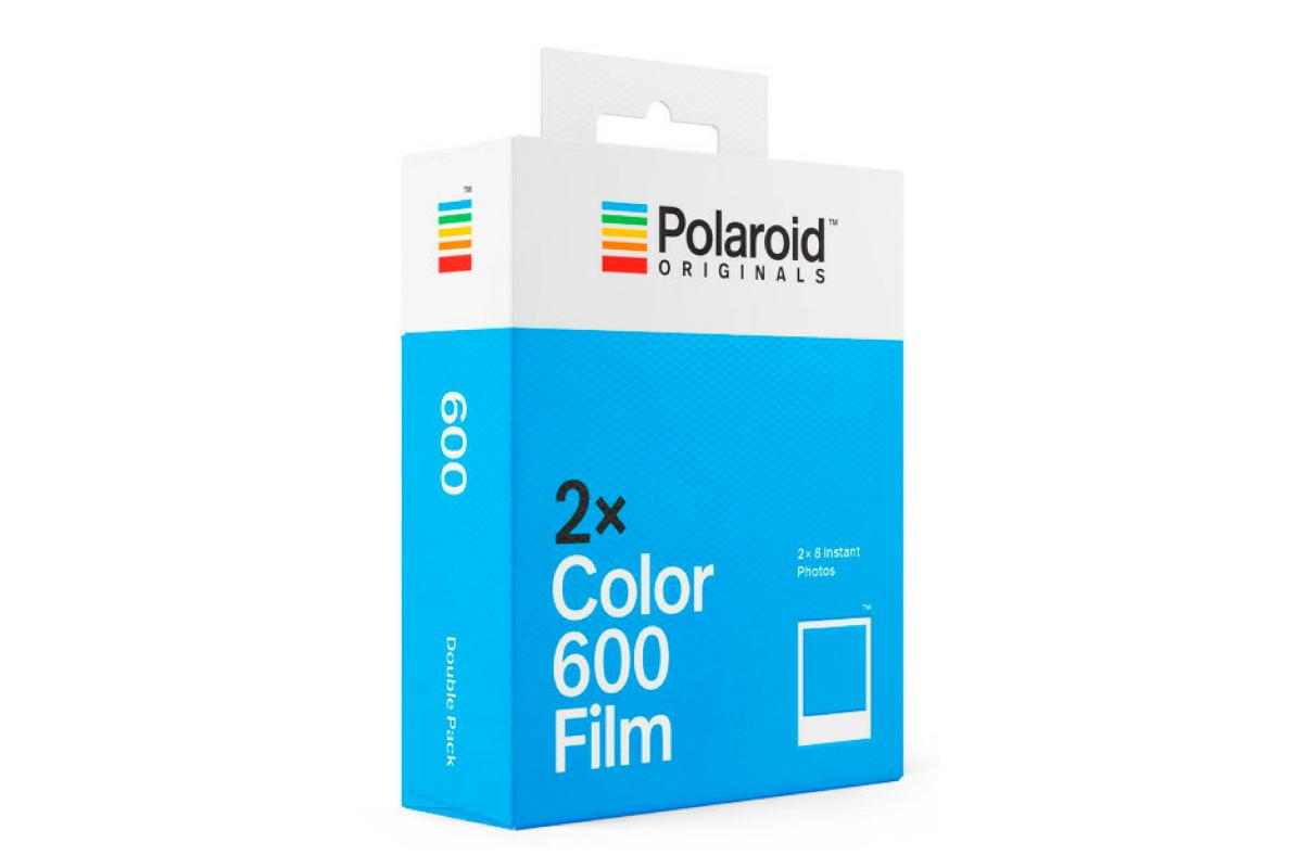 Polaroid 600 2x