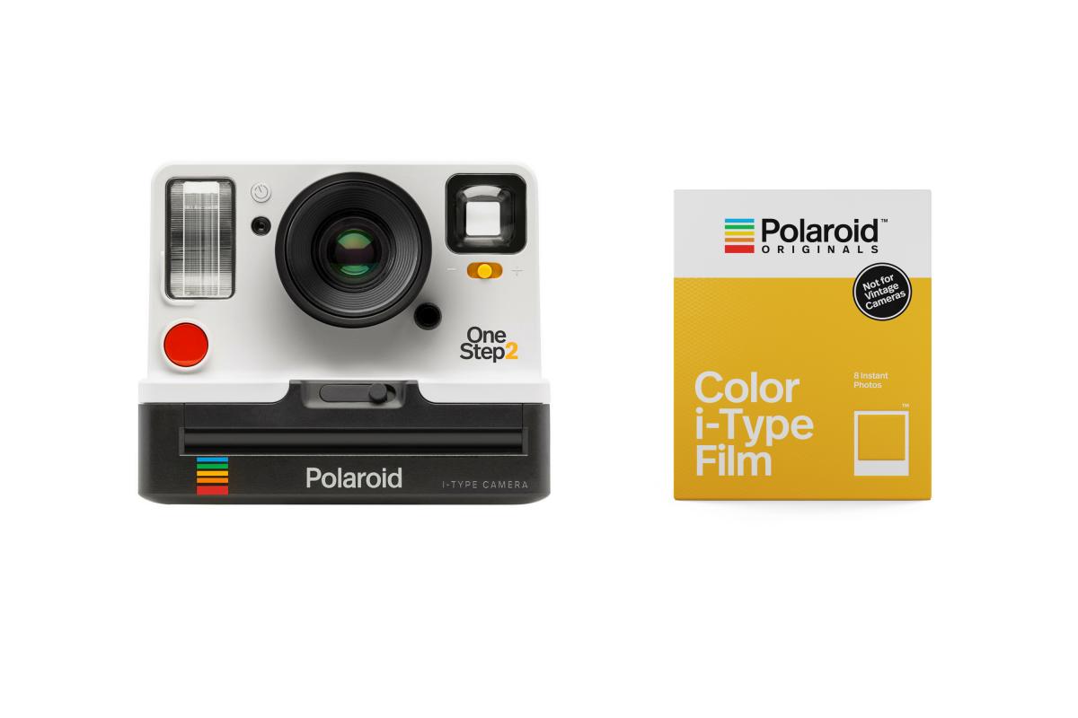 Polaroid Onestep 2 + film