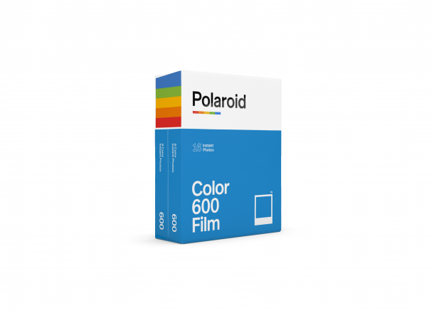 Polaroid 600 Color Film 16 fotek