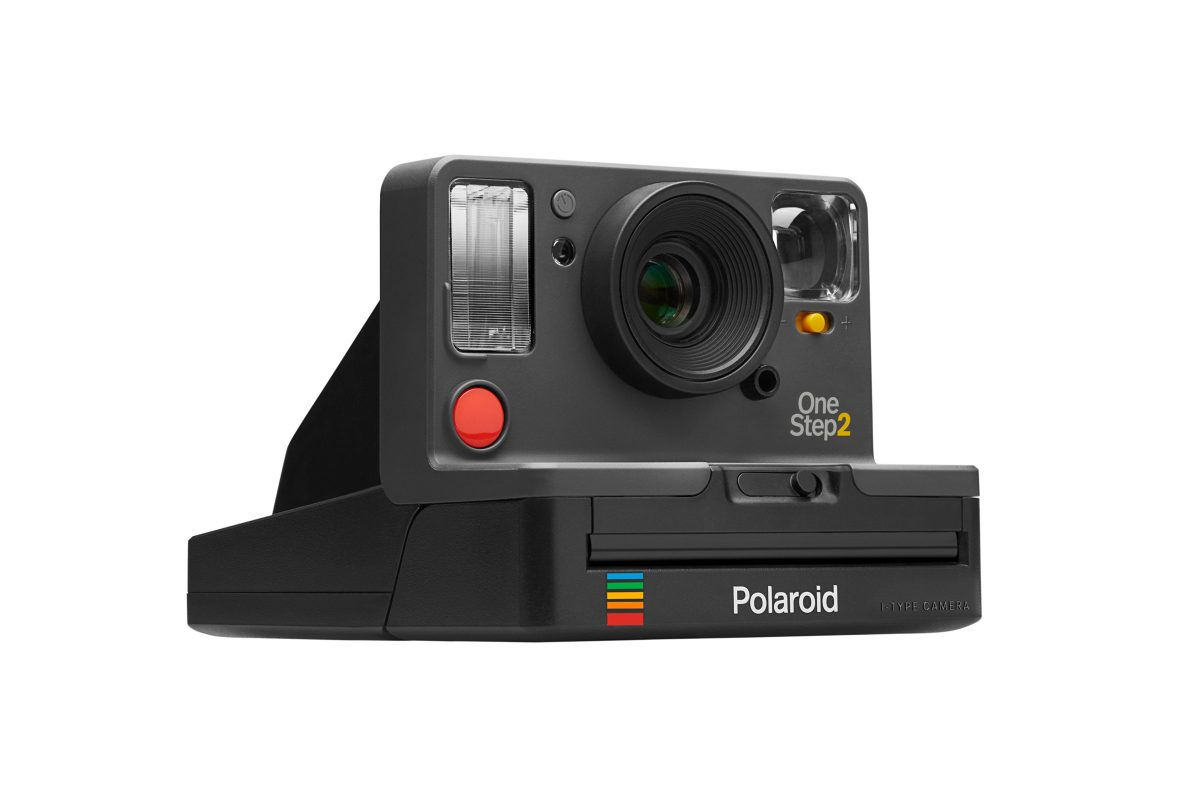 Polaroid Onestep Graphite