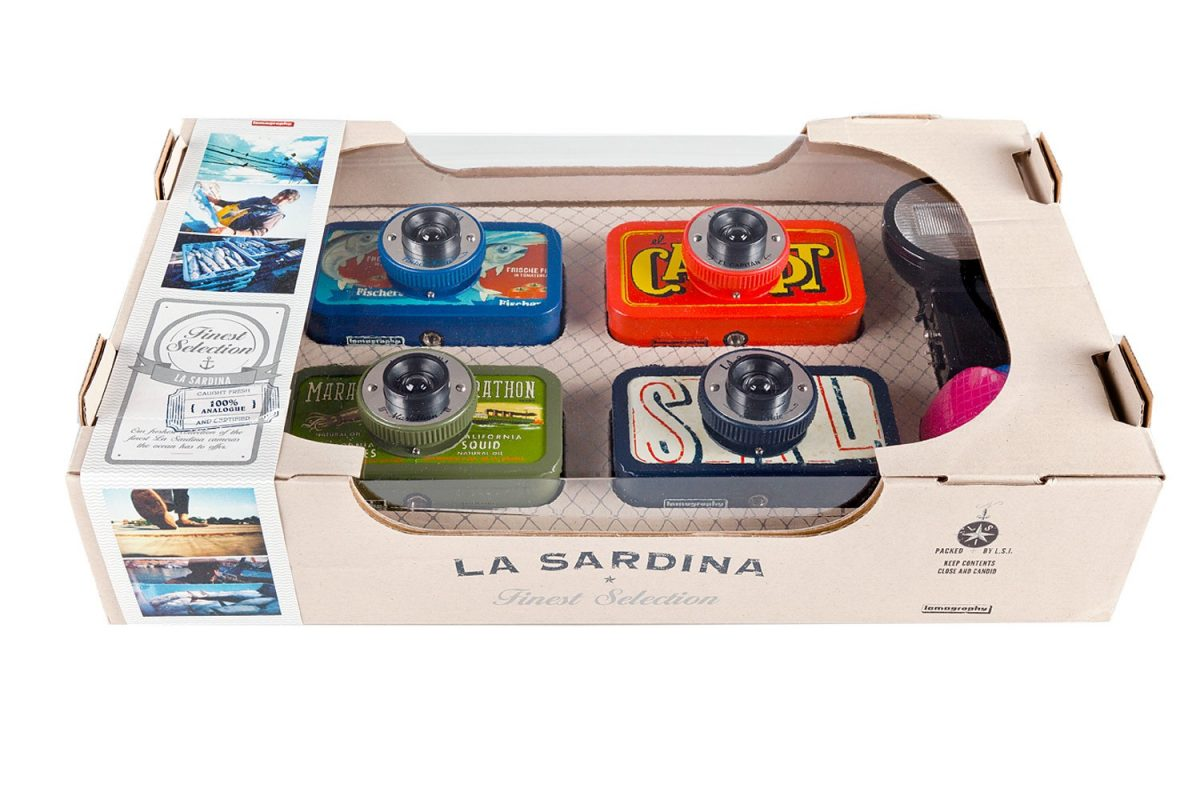 La Sardina De luxe kit