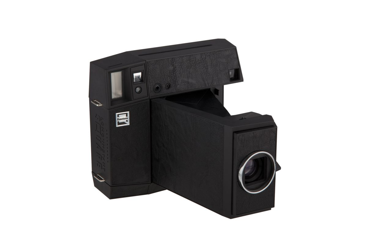 LomoInstant Square Black
