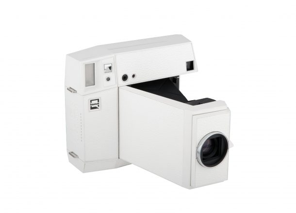 Lomo'Instant Square White