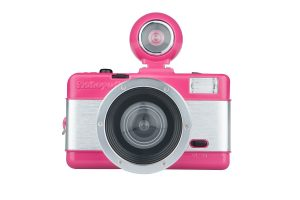 Fisheye No. 2 Pink