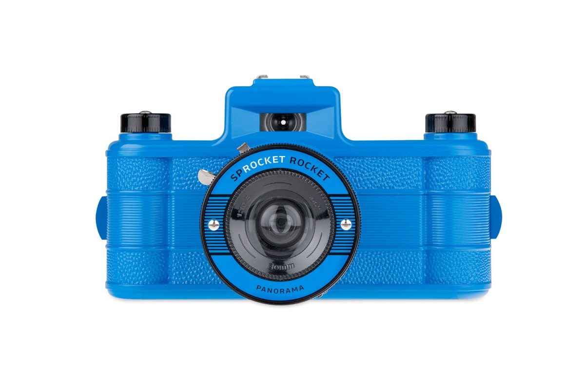 Sprocket Rocket Camera - Azure