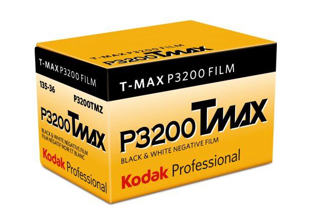 Kodak Tmax 3200