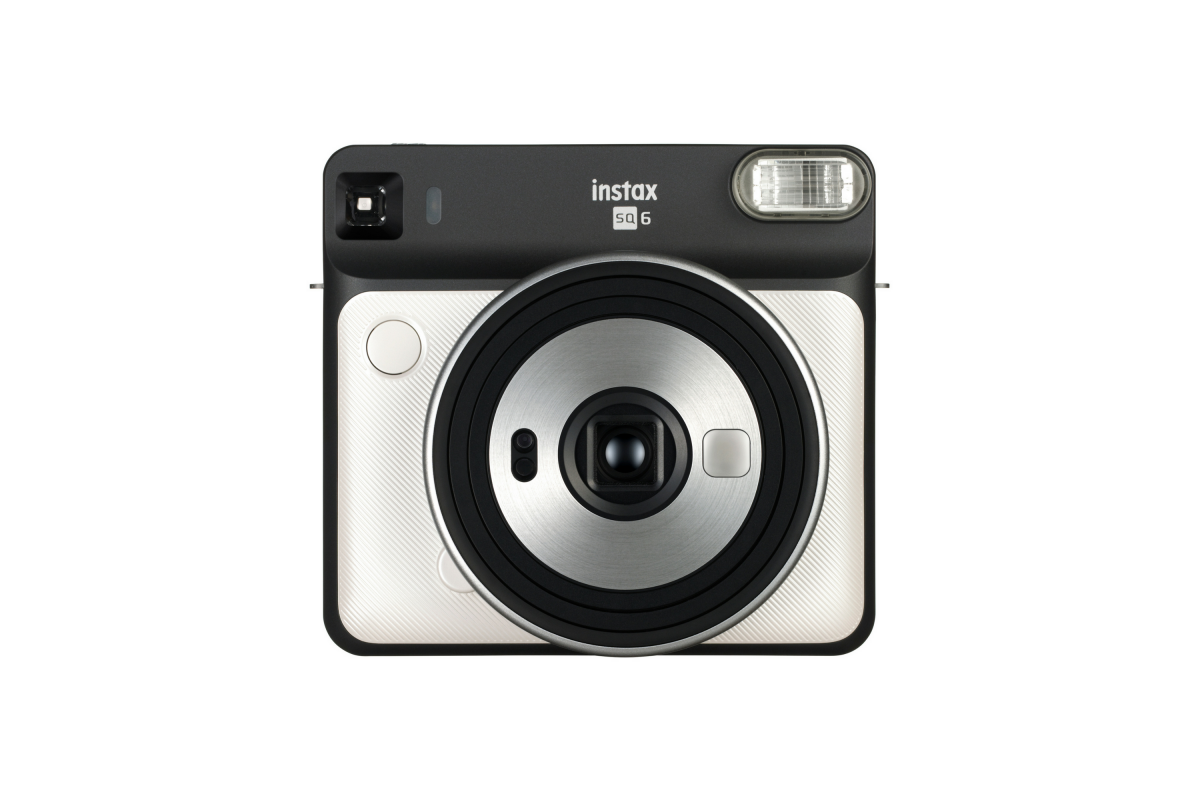 Instax Square SQ6 Pearl white