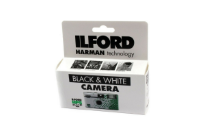 Ilford HP5 Camera