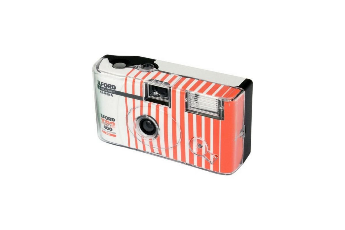 Ilford XP2 Camera