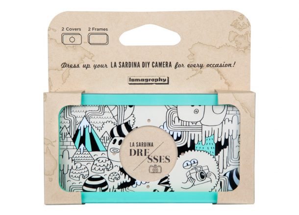 La Sardina Dress Day Tripper