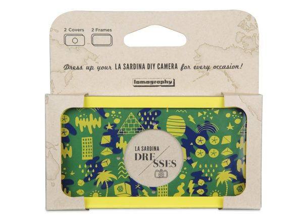 La Sardina Dress City Summer
