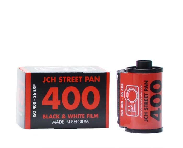 JCH Streetpan 400/36