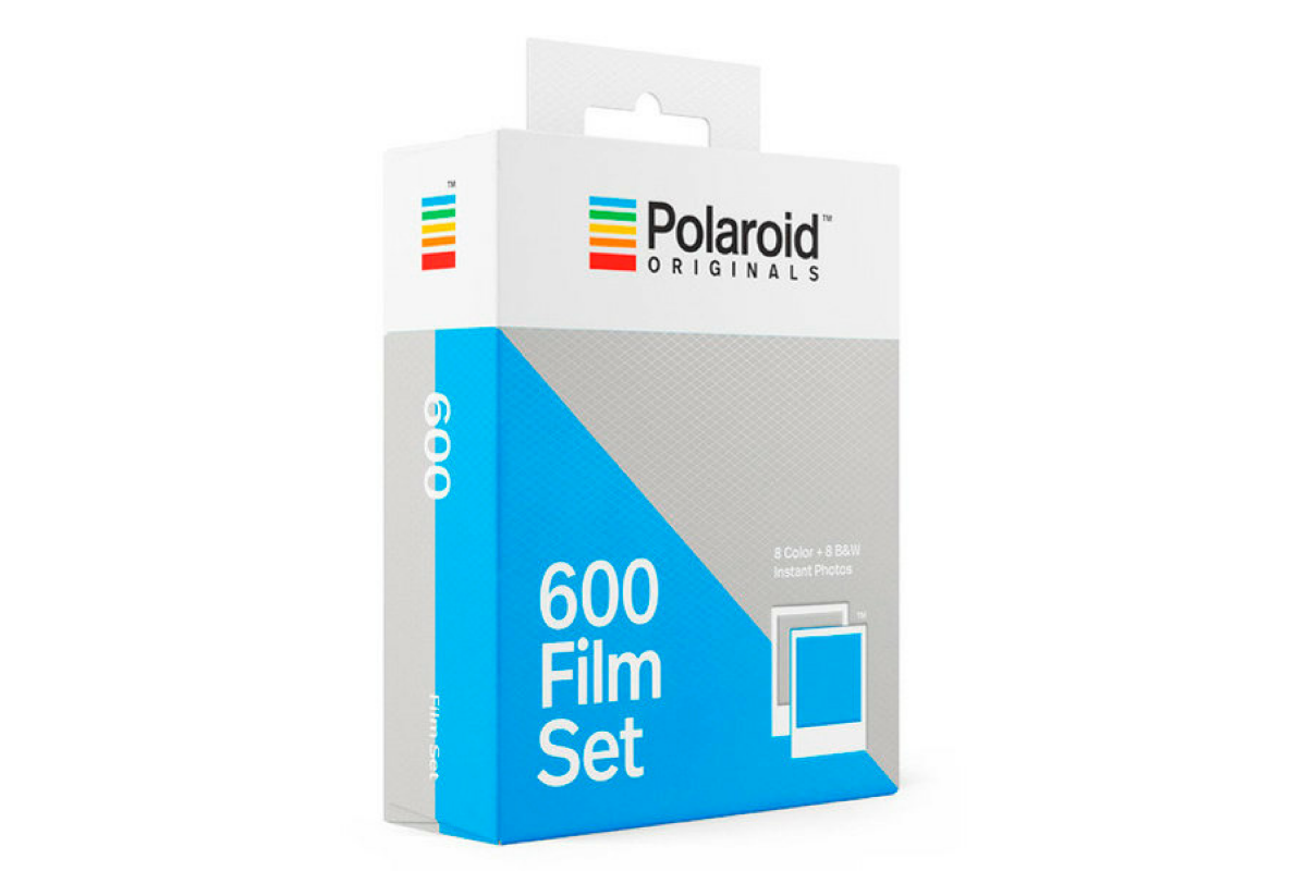 Polaroid 600 Film Set