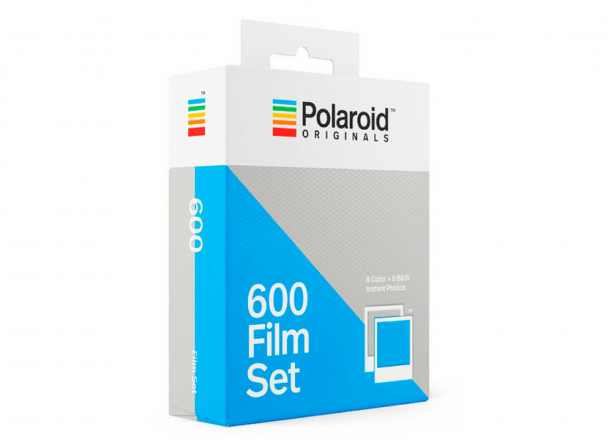 Polaroid 600 Film Set