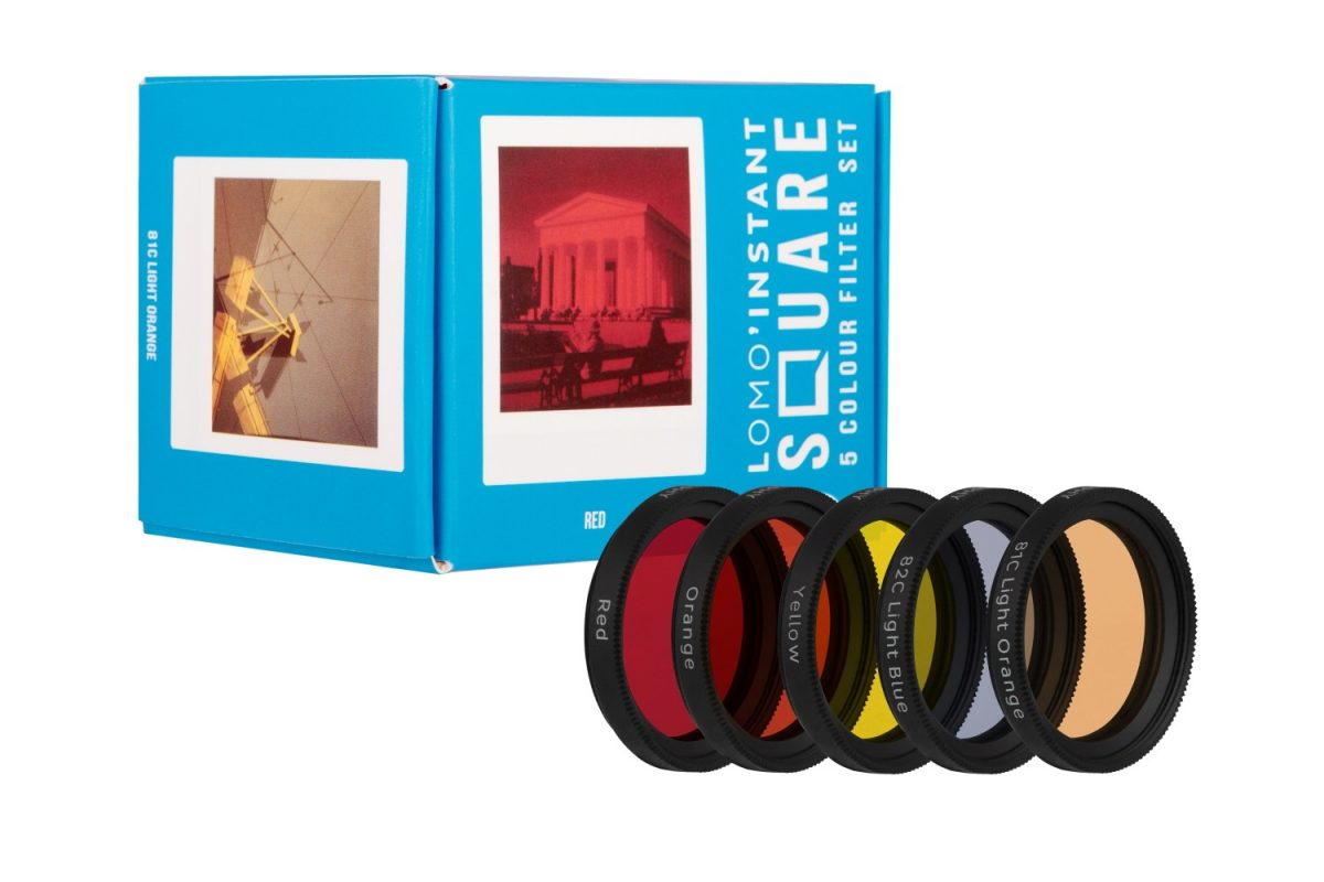 Lomo'Instant Square Accessory Kit