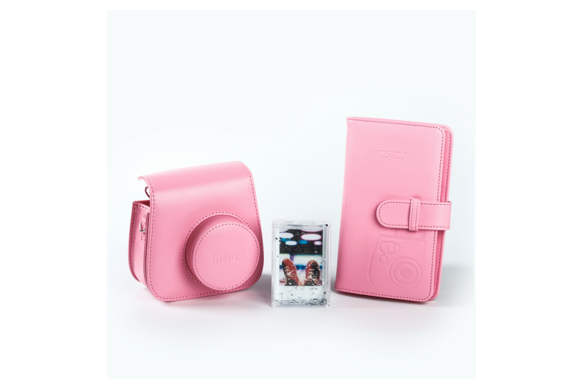 Accessory Kit Instax Mini 9 Flamingo Pink