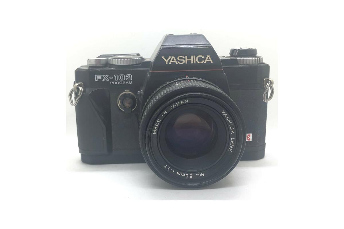 Yashica FX103 Program + 50/1,7