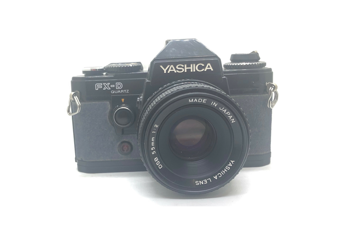 Yashica FX-D QUARTZ + 55/2