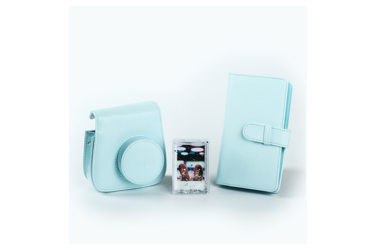 Accessory Kit Instax Mini 9 Ice Blue