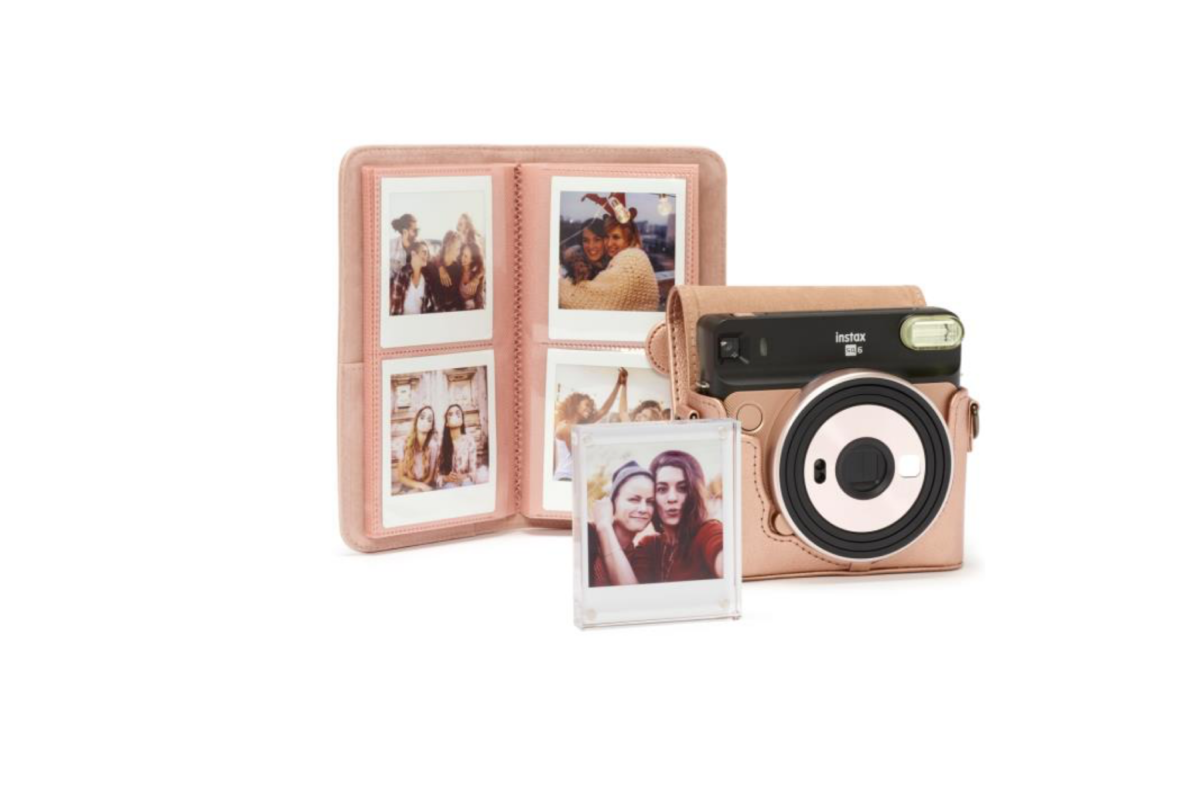 Instax SQ6 Accessory Kit Blush Gold