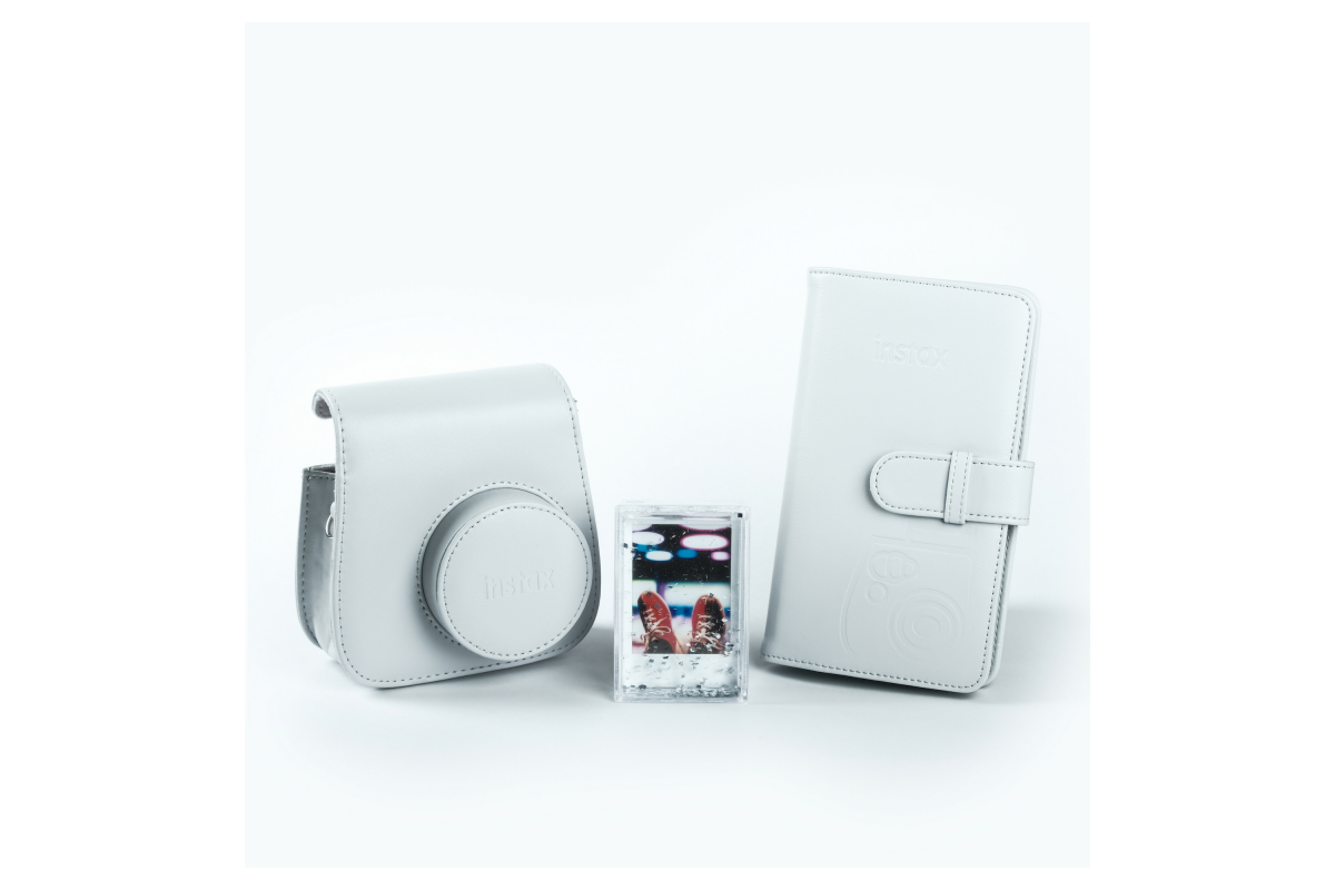Accessory Kit Instax Mini 9 Smoky White
