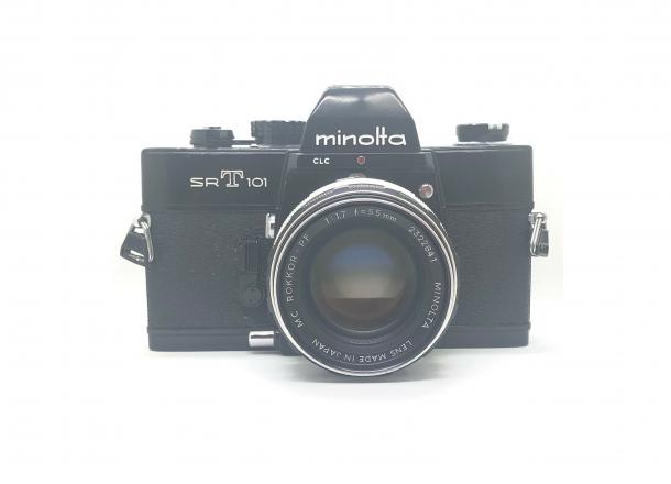 Minolta SRT101 Black