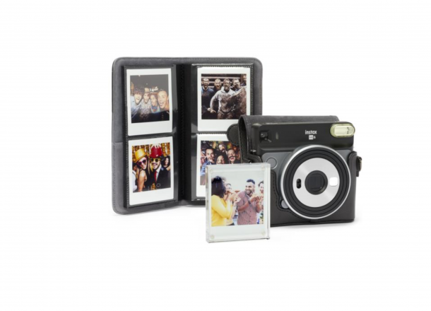 Instax SQ6 Accessory Kit Black