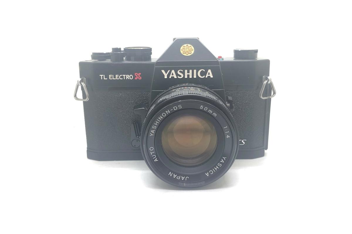 Yashica TL electro X Black