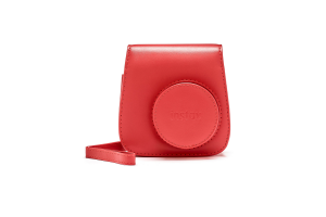 Instax Mini 9 Case Poppy Red