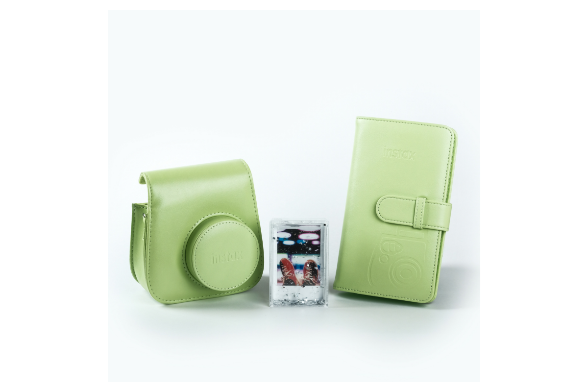 Accessory Kit Instax Mini 9 Lime Green