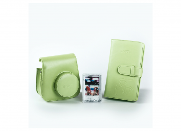 Accessory Kit Instax Mini 9 Lime Green