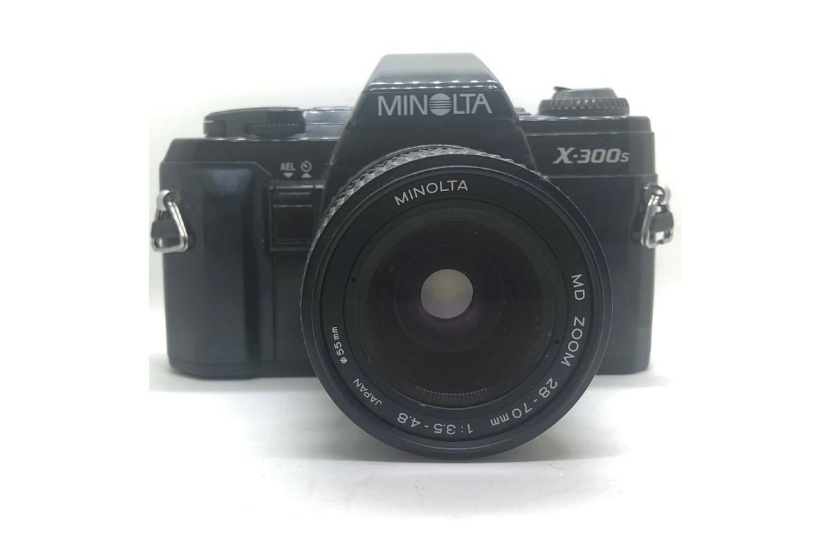 Minolta X300