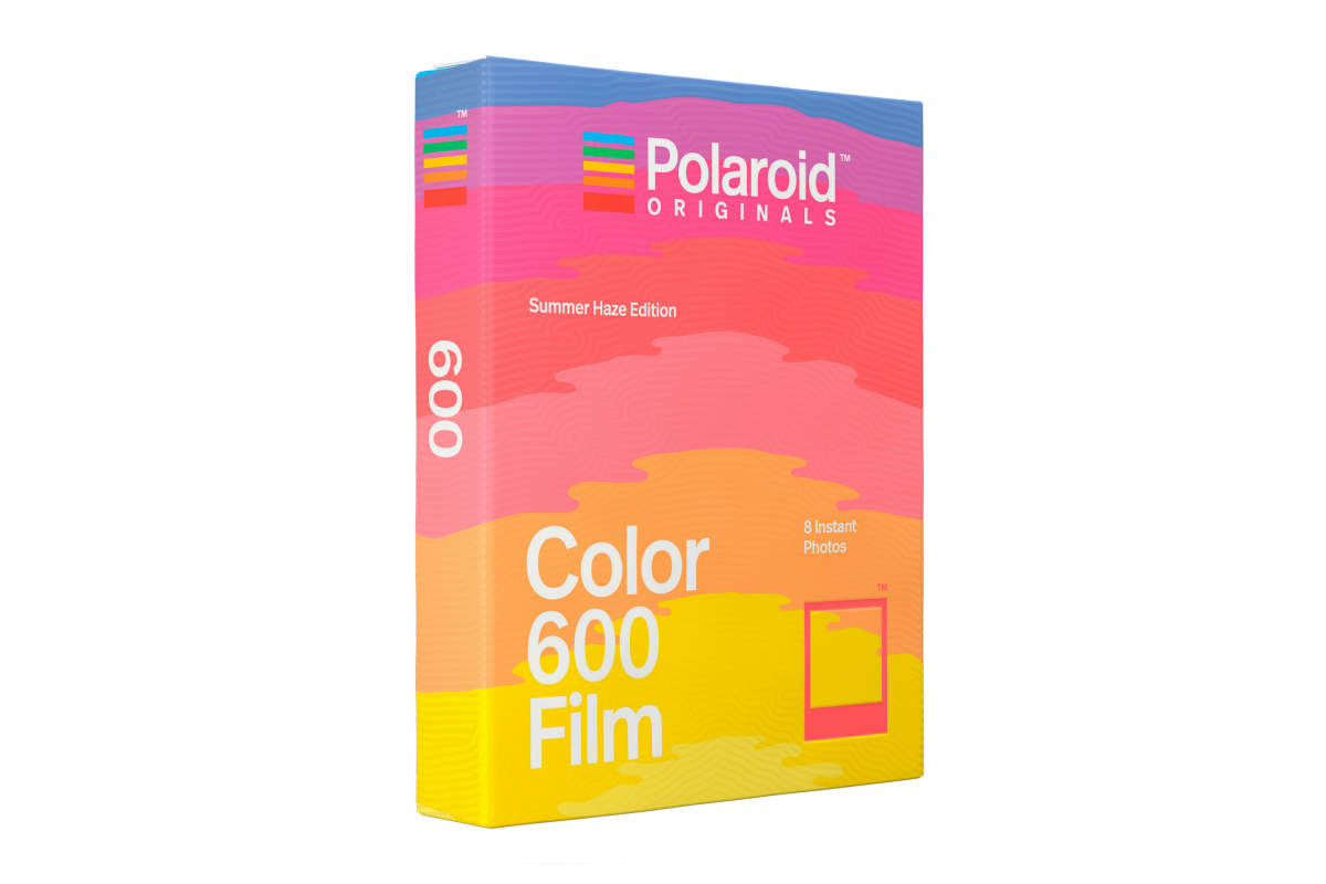 Polaroid 600 Color Film Summer Haze