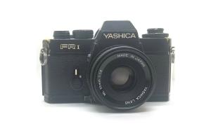 Yashica FR1 + objektiv 50/1.9
