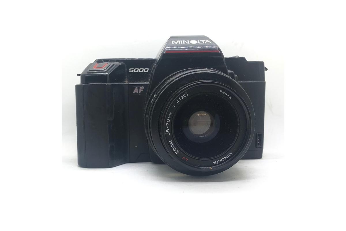Minolta 5000AF + 35-70