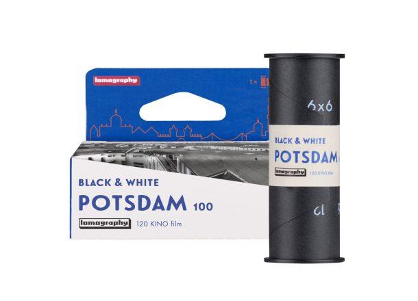 Potsdam Kino B&W 120
