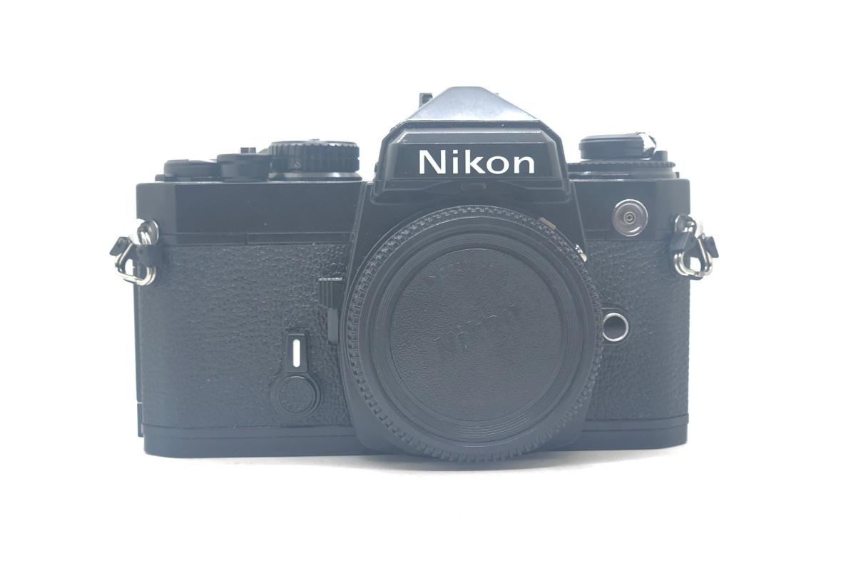 Nikon FE Black