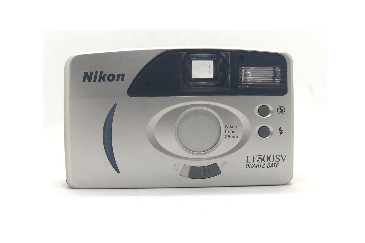 Nikon EF500SV Quartz Date
