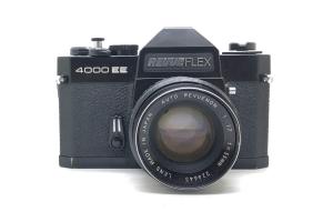 Revueflex 4000 EE + objektiv 55/1.7