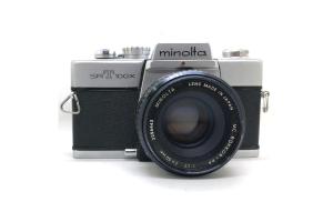 Minolta SRT 100X +50/1,7