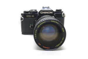 Chinon CE4 + objektiv 28-80/3.5-4.5