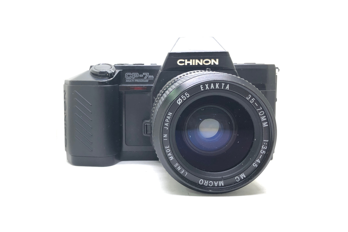 Chinon CP-7M Multi Program + zoom