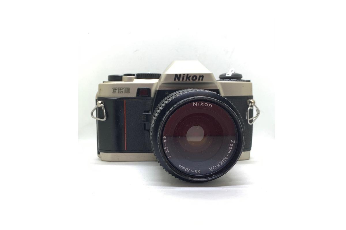 Nikon FE10 + Nikkor 35-70