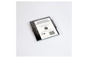 Photobook Instax Square černo-modrý