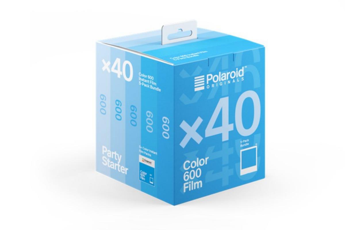 Polaroid Color 600 Film 40ks